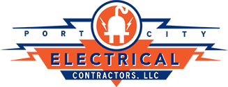 Port City Electrical Contractors LLC Logo